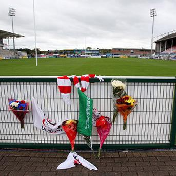 Ravenhill is to be redeveloped, with its capacity increased to 18,000