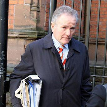 Coroner John Leckey did not provide any prior notice of his decision to suspend an inquest