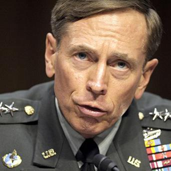 Ex-CIA chief Gen David Petraeus has testified on Capitol Hill about the attack on the US consulate in Libya (AP)
