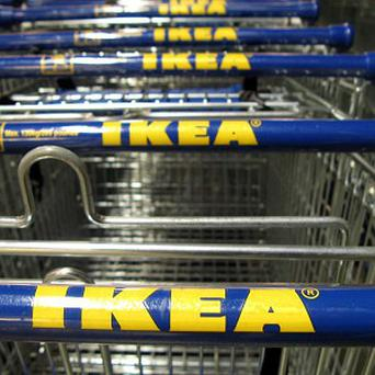 "Ikea ""deeply regrets"" the fact that some of its suppliers used forced prison labour in communist East Germany."