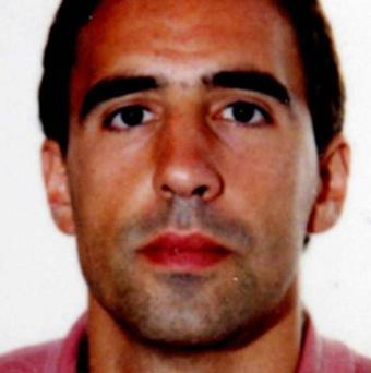 Spanish terror suspect Raul Angel Fuentes Villota has reportedly been on the run for 17 years (Spanish Interior Ministry/PA)