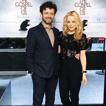Michael Sheen and Rachel McAdams both filmed scenes for To The Wonder