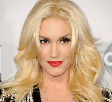 Can you have your make-up artist's number Gwen?