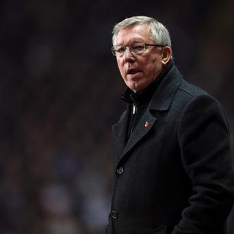 Sir Alex Ferguson wants his side to show more urgency
