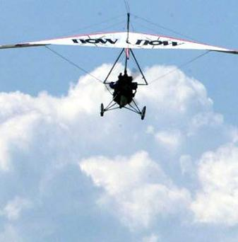 A microlight crash in Thailand has left a British man dead