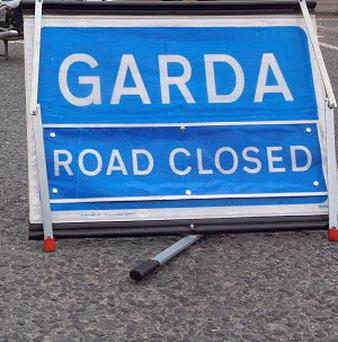 A pedestrian was hit by a vehicle when he tried to cross a road in Ardrahan
