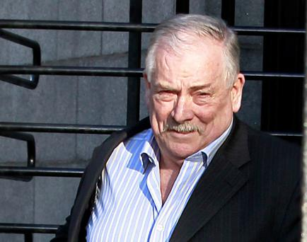 Priory Hall developer, Tom McFeely pictured leaving the Four Courts after a High Court appearance last week