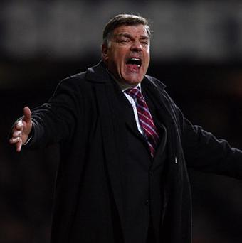 Sam Allardyce believes West Ham are more consistent than Tottenham