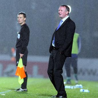 Michael O'Neill is not concerned by Northern Ireland's failure to win at home