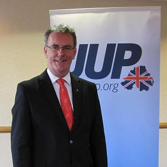 Mike Nesbitt said MLAs had been informed, in September, that predicted costs had doubled from initial estimates