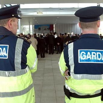 Garda Commissioner Martin Callinan has warned against cutting numbers in the force to fewer than 13,000