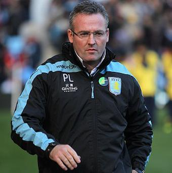 Paul Lambert has been given a touchline ban