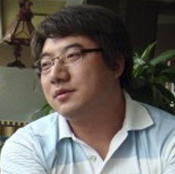Chinese blogger Zhai Xiaobing has been arrested over a Twitter joke (AP)
