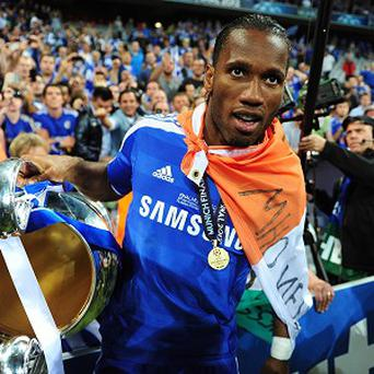 Didier Drogba left Chelsea for Shanghai after winning the Champions League