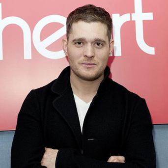 Michael Buble won an award for his track Hollywood
