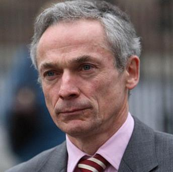 Jobs Minister Richard Bruton.