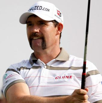 Padraig Harrington. Photo: PA