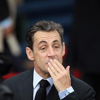 Nicolas Sarkozy has consistently denied claims that he illegally accepted donations