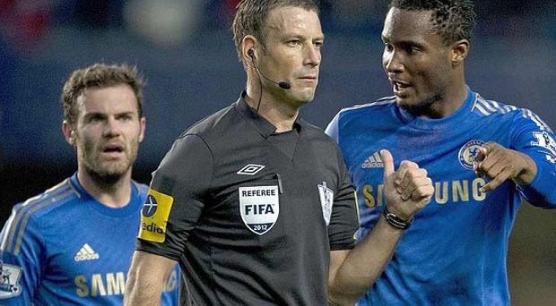 The FA said in a statement that The FA does not believe that there is a case for Mr Clattenburg to answer