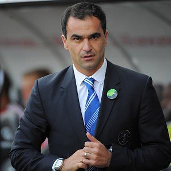 Roberto Martinez could be without seven first-team players due to injury