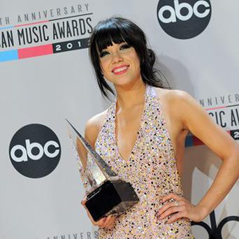 Carly Rae Jepsen was back on stage for her birthday