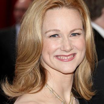 Laura Linney is being linked to the WikiLeaks film