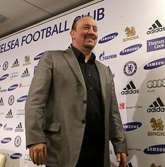 Rafael Benitez insists he is keeping footballing matters on a priority