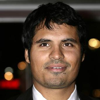 Michael Pena did plenty of research to play a cop in his new film