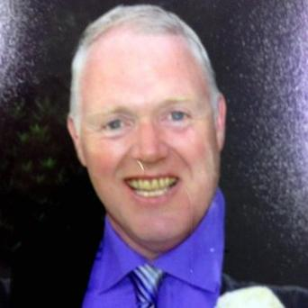 Prison officer David Black was gunned down in a high-speed motorway ambush as he drove to work at Maghaberry prison in Co Antrim (PSNI/PA)