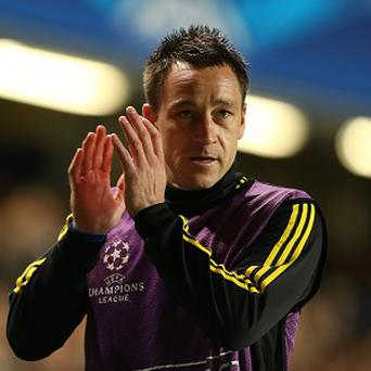 John Terry, pictured, says he is 'looking forward to working with' Rafael Benitez