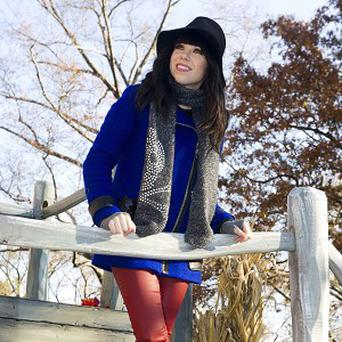 Carly Rae Jepsen performed at the Thanksgiving Day Parade
