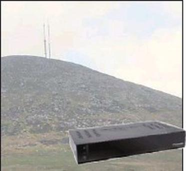 Anybody receiving a Saorview signal from Mount Leinster will have to re-scan their equipment by tomorrow (Wednesday)