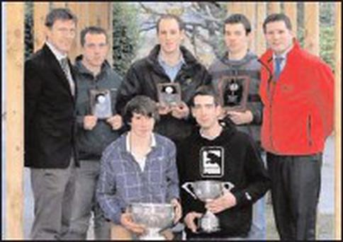 Credit: PICTURED RIGHT: The Macra prizewinners.