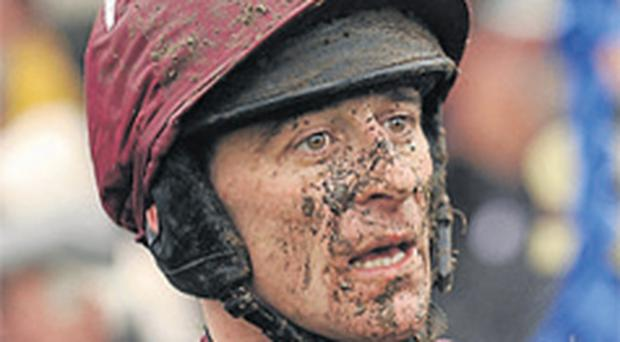 Russell: Superb 25/1 treble at Navan