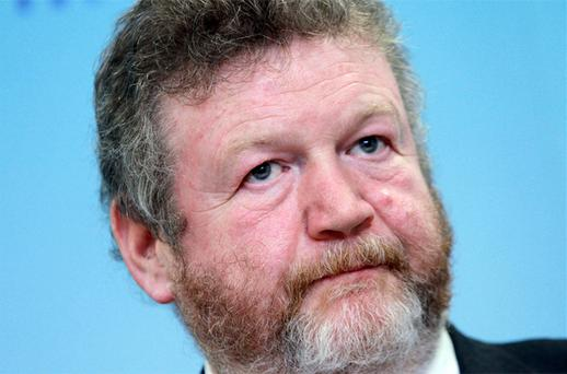 Minister for health James Reilly. Photo: Collins
