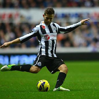 Yohan Cabaye will be out of action for several weeks