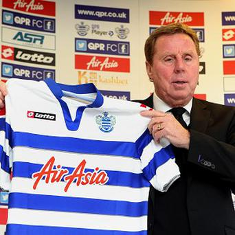 Harry Redknapp says saving QPR from relegation will be his toughest challenge to date