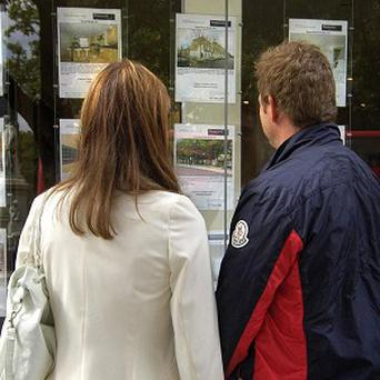Residential property prices fell again in October, new figures show