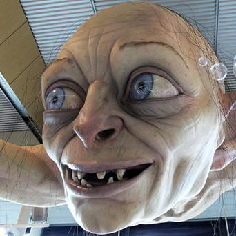 The Hobbit will have its premiere in Wellington, which is embracing the film's opening with sculptures and aeroplanes decorated with characters from the movie
