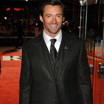 Hugh Jackman is big pals with Les Mis co-star Russell Crowe