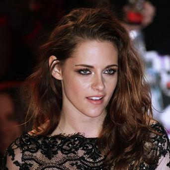 Kristen Stewart plays Bella in The Twilight Saga: Breaking Dawn - Part 2