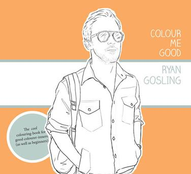 The coolest colouring book in the world?