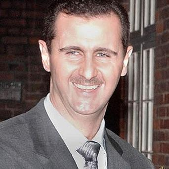 Syrian President Bashar Assad has been relying on air power in recent months