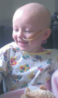 Lily-Mae suffers from neuroblastoma, a rare childhood cancer that affects just one in 100,000 children in Ireland.