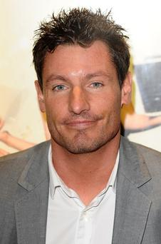 Former soap star Dean Gaffney applied for a job with MI5. Photo: PA
