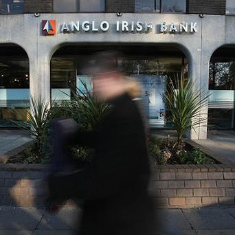 Entrepreneur Hugh O'Regan was left with debts of 37 million euro to Anglo Irish Bank after his investments failed