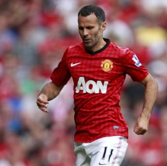 Ryan Giggs is the only remaining active player to have featured in the first Premier League matches