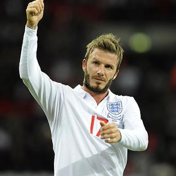 David Beckham is set to play his final game for LA Galaxy this weekend