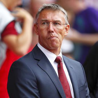 Nigel Adkins was on Liverpool's books as a youngster