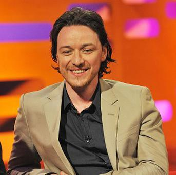 James McAvoy was expected to star in the WikiLeaks film